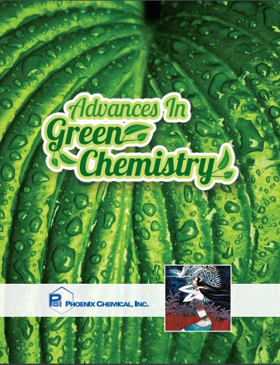 Advances in Green Chemistry Banner