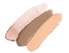 3 Warm Colorful Mineral Foundations