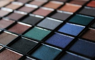 eye liner color palette